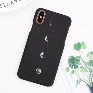 Accessories - NWT moon phase black iPhone 7 Plus phone case